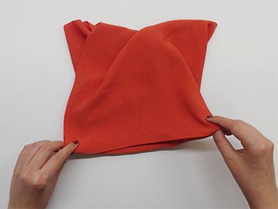 あずま袋畳み方⑦