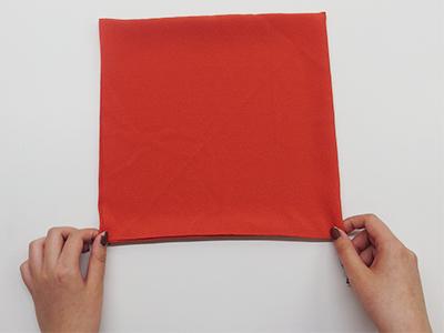 あずま袋畳み方⑧