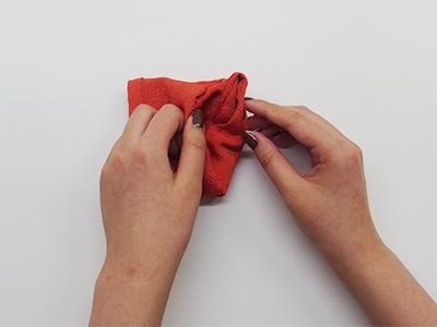 あずま袋畳み方⑯